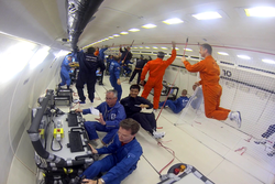 Engineering in Zero Gravity