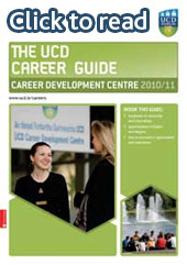 UCD Career guide