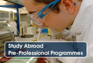 Pre-Professional  Study Abroad Programmes