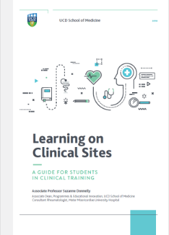 Learning on Clinical Sites - A Guide for Students in Clinical Training