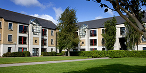 UCD On-campus Accommodation Merville