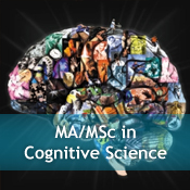 MA/MSc in Cognitive Science
