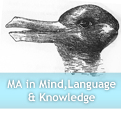 MA in Mind, Language and Knowledge
