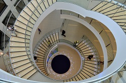 UCD Science Centre Staircase