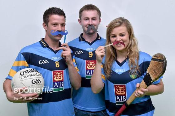 Ryan Wylie + Jack McCaffrey + Grace Walsh launch UCD Movember 2015