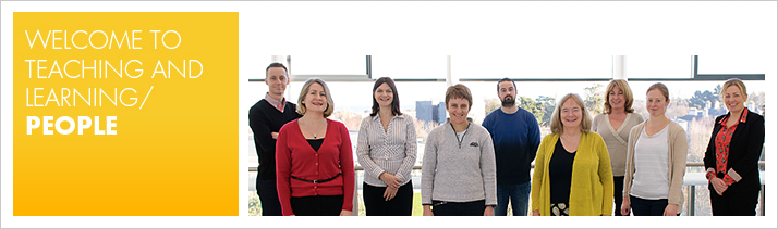 Teaching and Learning Staff 2014