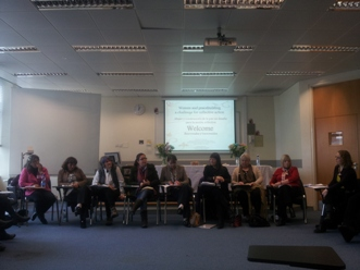 Women and Peacebuilding Seminar Belfast Photo