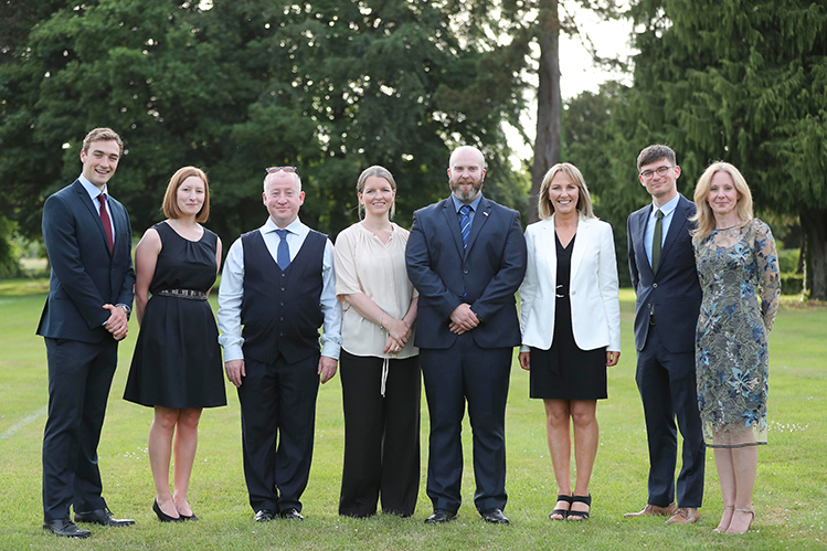 UCD scholars excel in international award program as eight win Fulbright awards