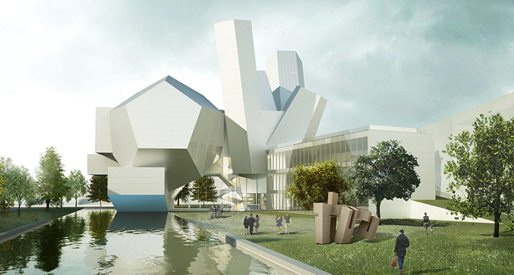Concept Design, Steven Holl Architects: UCD Centre for Creative Design, University College Dublin