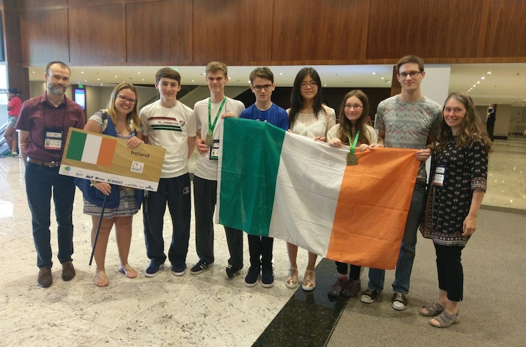 Ireland wins two bronze medals at International Maths Olympiad