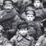 2-97309 Members of the 1st Petrograd partisan brigade before their departure for the front.