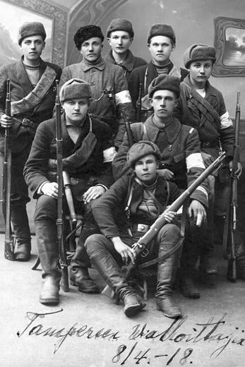 Finland Civil War